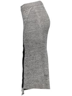 viandrea knit skirt 14035832 vila rok black/black with