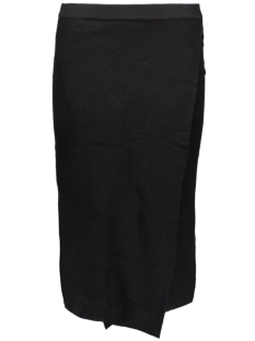 viandrea knit skirt 14035832 vila rok black