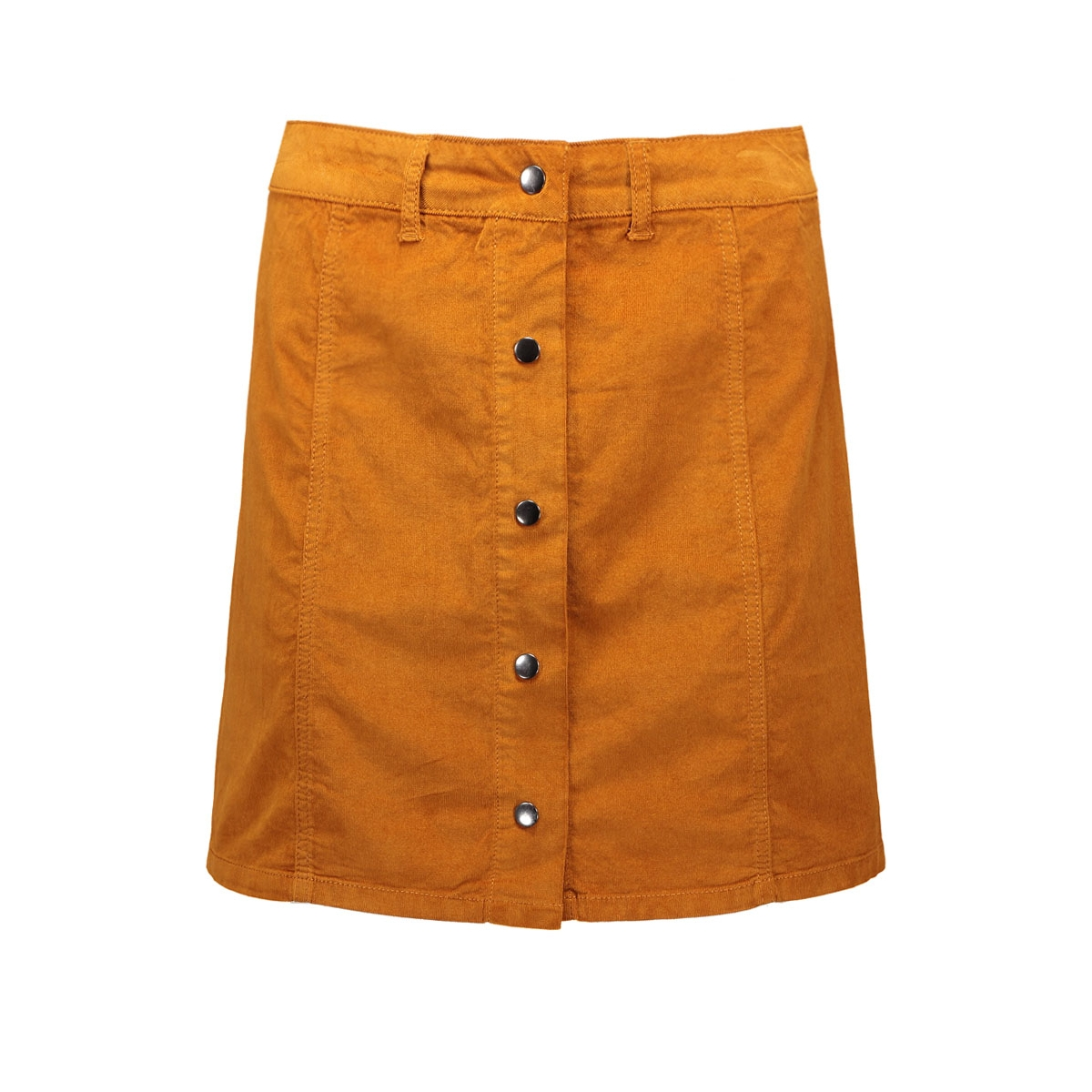 visong skirt 14036633 vila rok roasted pecan