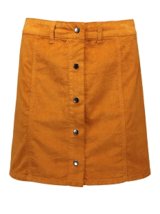 Vila Rok VISONG SKIRT 14036633 Roasted Pecan