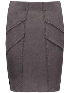 Object Rok OBJSINE MW PENCIL SKIRT 87 23023102 Anthracite