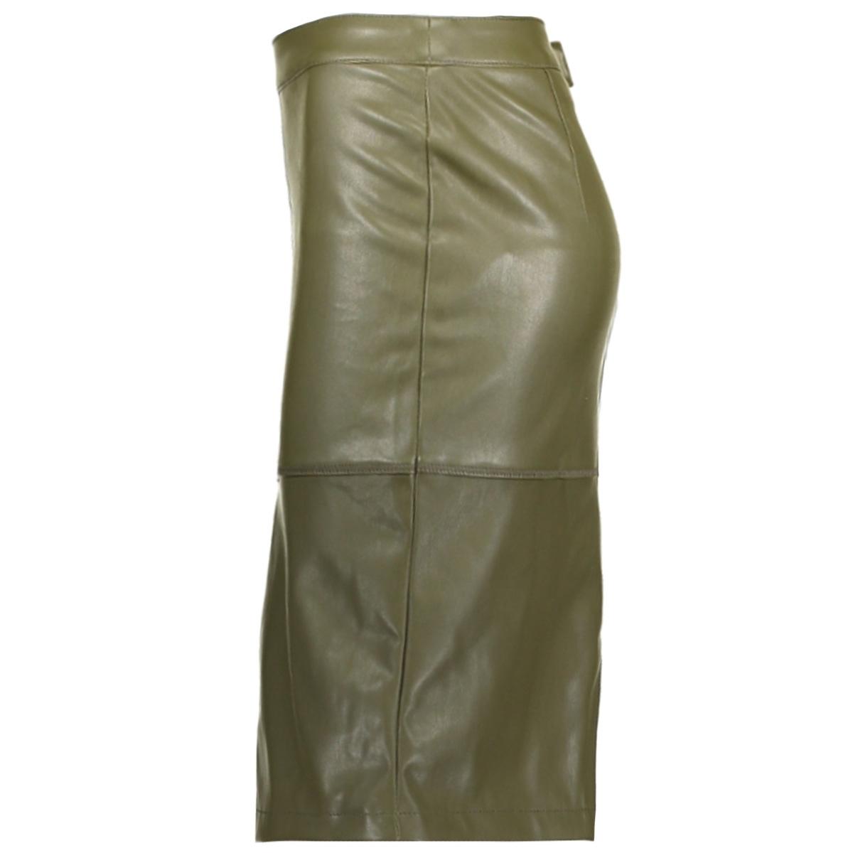 vipen new skirt-noos 14033417 vila rok ivy green