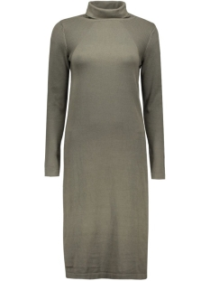 OBJVITA MORGAN ROLLNECK KNIT DRESS 23022730 Beluga