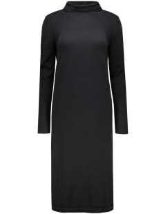 OBJVITA MORGAN ROLLNECK KNIT DRESS 23022730 black