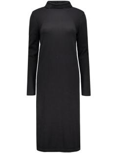 objvita morgan rollneck knit dress 23022730 object jurk black