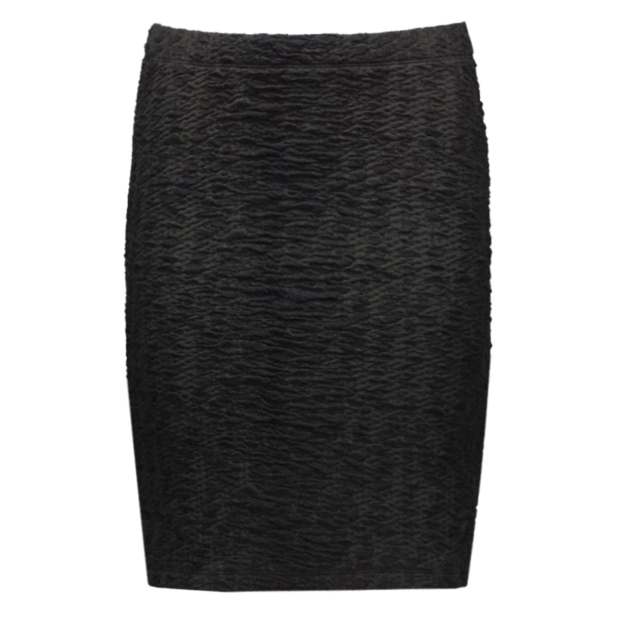 vmdeer hw pencil skirt dnm jrs a 10167212 vero moda rok black/solid