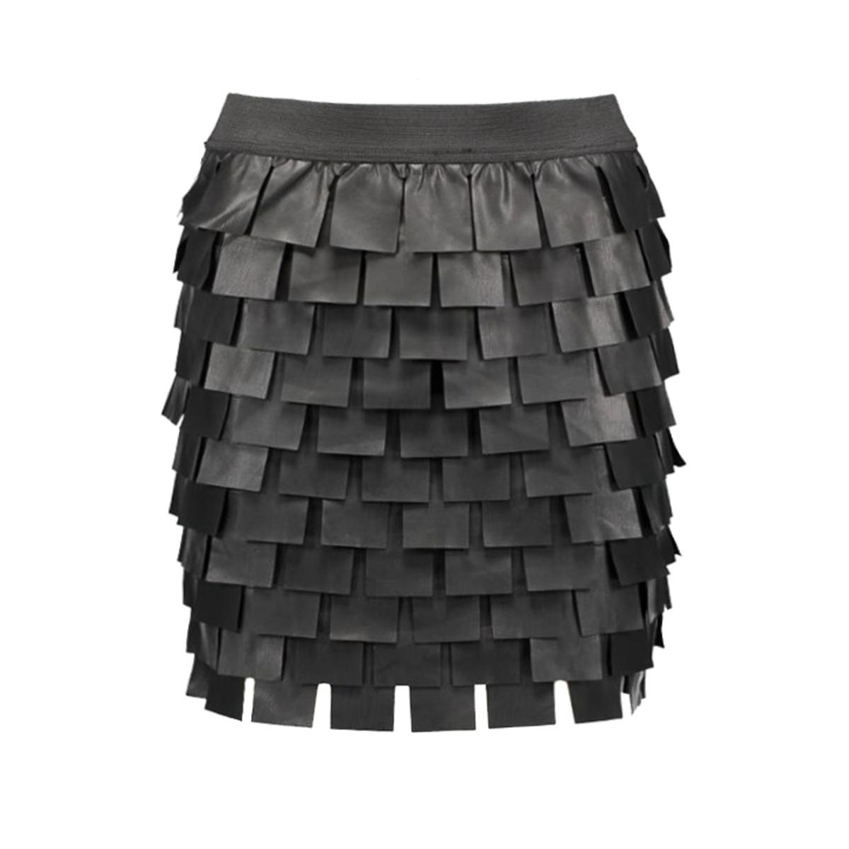 objlinea new pu pencil skirt 23023679 object rok black