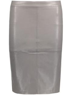 vipen new skirt noos 14033417 vila rok granite grey