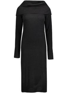 Vila Jurk VIRIB L/S KNIT DRESS 14036833 Black