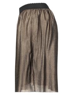 viginette skirt 14037668 vila rok black/cobber coa