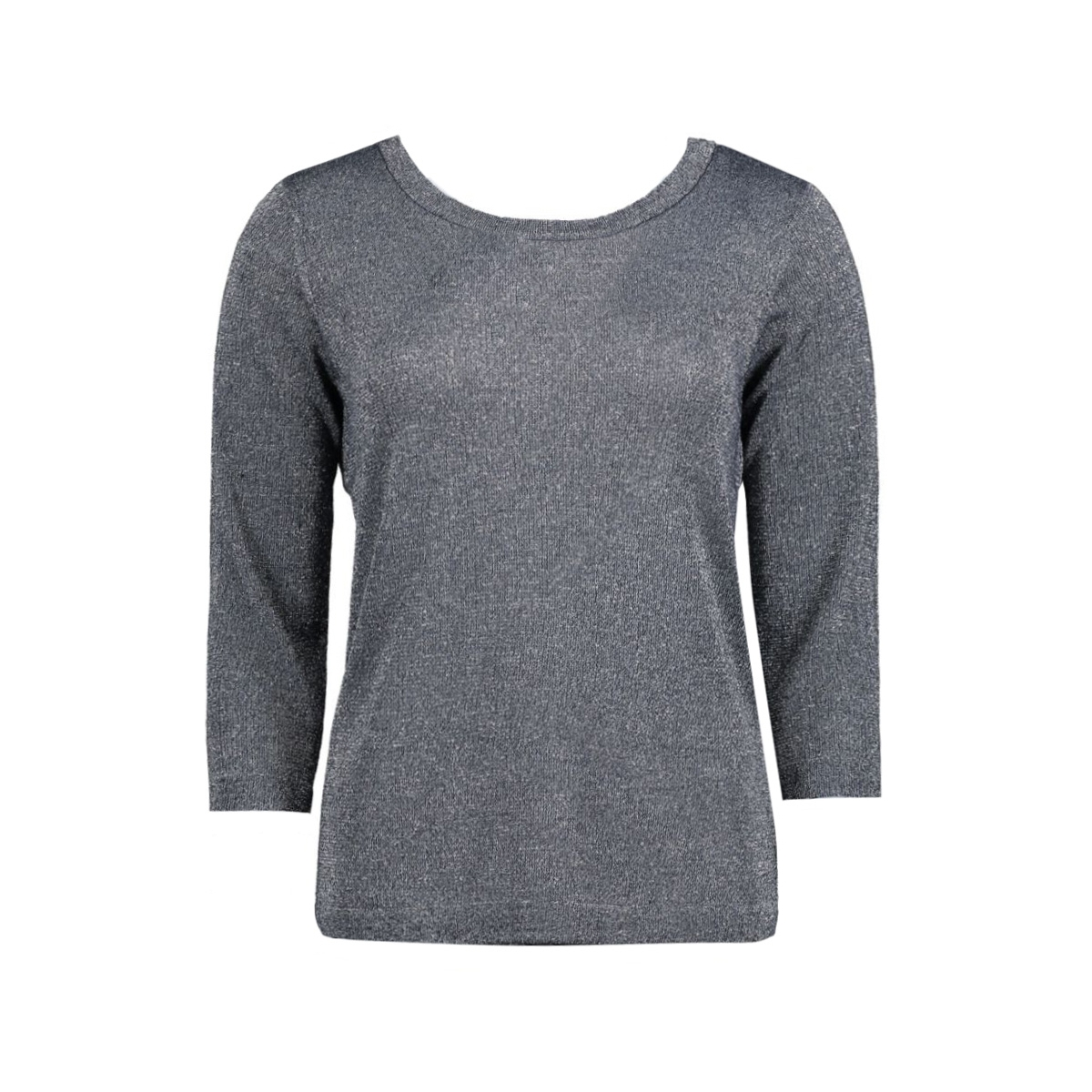 objbrooklyn 3/4 knit top 23023500 object t-shirt sky captain