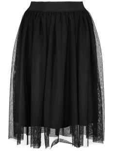 Only Rok onlSHELL MESH SKIRT WVN 15137686 Black