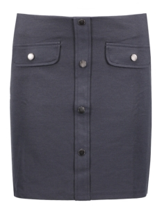 onlRILLA SKIRT JRS 15132188 Blue Graphite