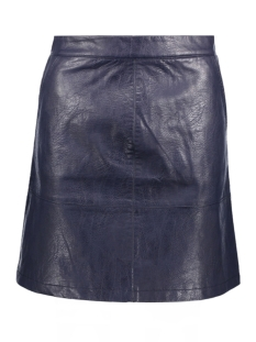 Only Rok onlLISA FAUX LEATHER SKIRT OTW 15142643 Night SKy