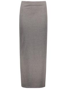 VMNANNA JO LONG SLIT SKIRT NOOS GA 10171952 Medium Grey Melange