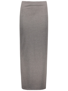 Vero Moda Rok VMNANNA JO LONG SLIT SKIRT NOOS GA 10171952 Medium Grey Melange
