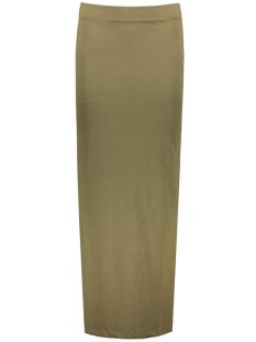 VMNANNA JO LONG SLIT SKIRT NOOS GA 10171952 Ivy Green