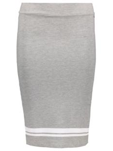 Only Rok onlCARIN SKIRT BOX SWT 15135511 Medium Grey
