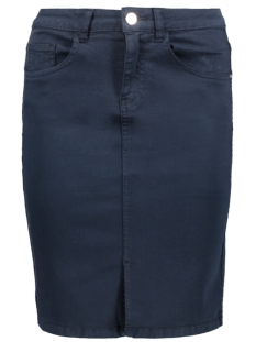 Vila Rok VIBIRKIN SLID DENIM SKIRT 14040691 Total Eclipse