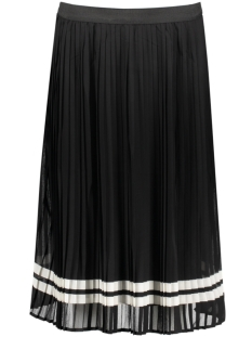 onlLEA MIDI PLEATED SKIRT WVN 15134896 Black