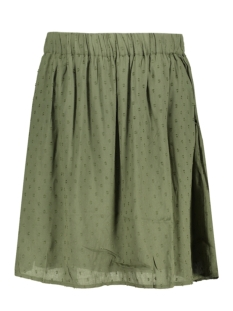 Pieces Rok PCARABEL SKIRT FF 17083358 Deep Lichen Green