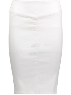 Vero Moda Rok VMHOT SUPREME HW PENCIL SKIRT 10169588 Bright White