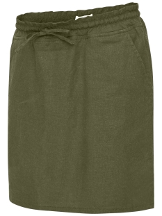 MLWINNIE LINEN SKIRT 20005755 Ivy Green