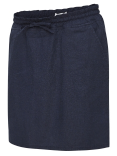 MLWINNIE LINEN SKIRT 20005755 Navy Blazer