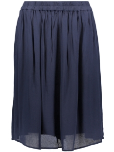 Vila Rok VILOHA MIDI SKIRT 14041911 Total Eclipse