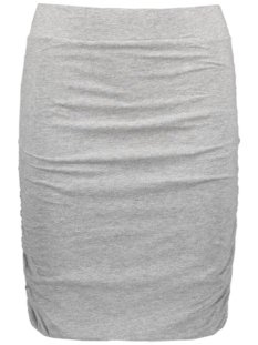 Vero Moda Rok VMENJOY NW SHORT SKIRTS MIX  GA JRS 10181117 Light Grey Melange