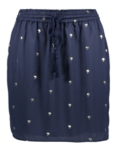 VIPANA NEW SKIRT 14043155 Total Eclipse/ Gold Foil