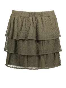 Object Rok OBJFELICITY MW SKIRT 91 23024461 Ivy Green