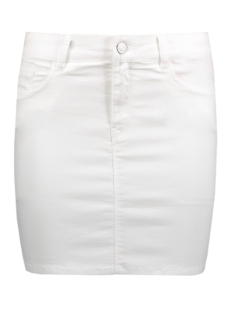 Vero Moda Rok VMHOT SEVEN NW SHORT SKIRT 10169575 Bright White