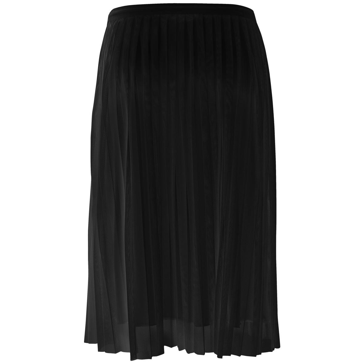 onlfiona midi tulle skirt wvn 15138057 only rok black