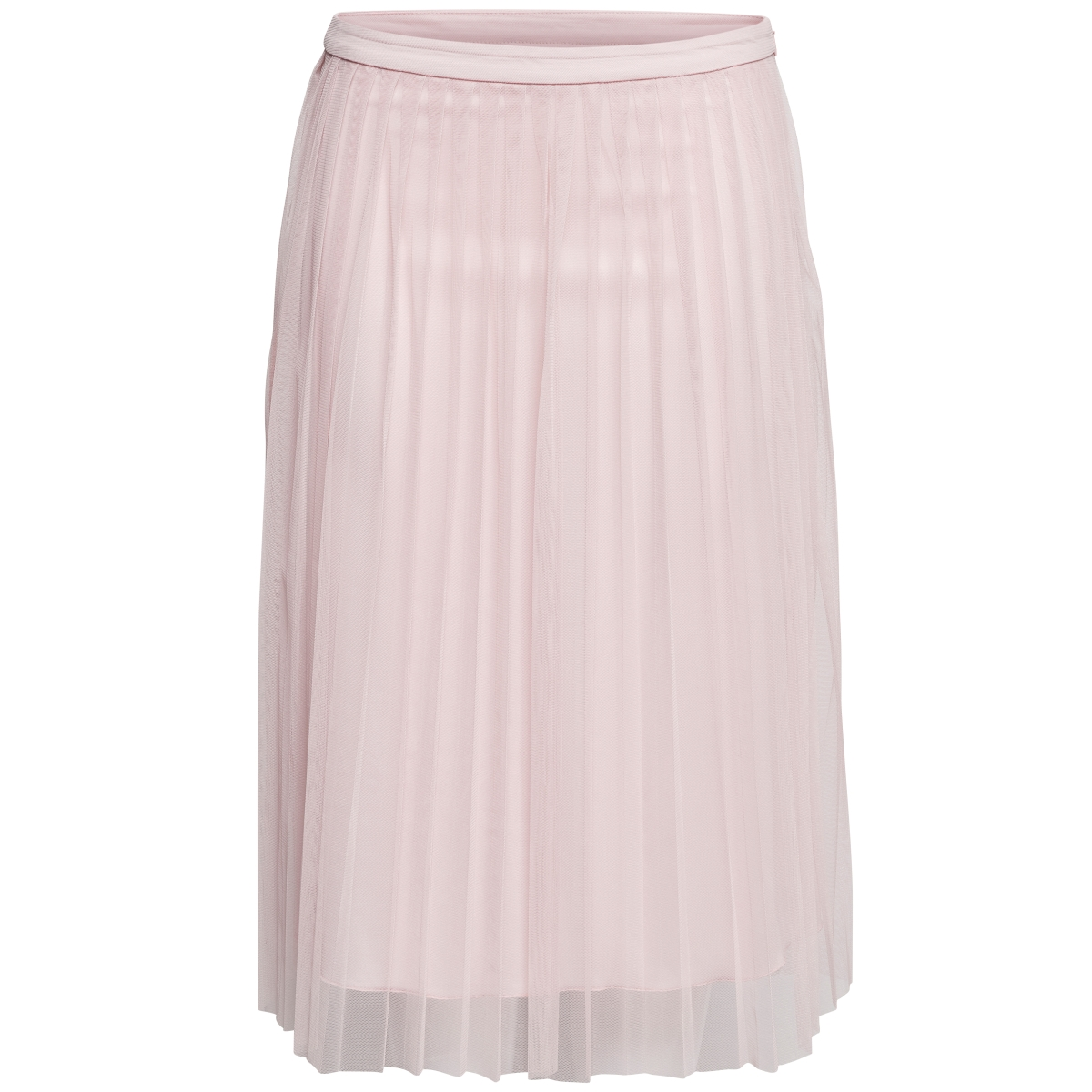 onlfiona midi tulle skirt wvn 15138057 only rok rose quartz