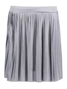 Vero Moda Rok VMMOLLY SHORT PLEAT SKIRT NFS FF17 10189231 Light Grey Melange