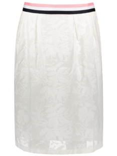 Vila Rok VIKATHARINA SKIRT 14043479 Cloud Dancer