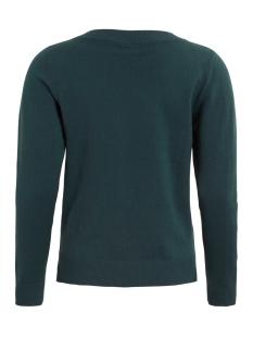 vibekka v-neck knit top tb vila trui pine grove