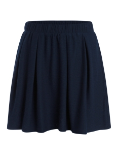 Pieces Rok PCNANCIE SKATER SKIRT 17083990 Navy Blazer