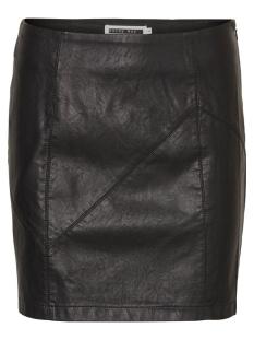 nmrebel pu nw short skirt noos 27000753 noisy may rok black