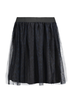 Only Rok onlFIONA SHORT AOP TULLE SKIRT WVN 15144870 Reflecting Pond/ Leopard C
