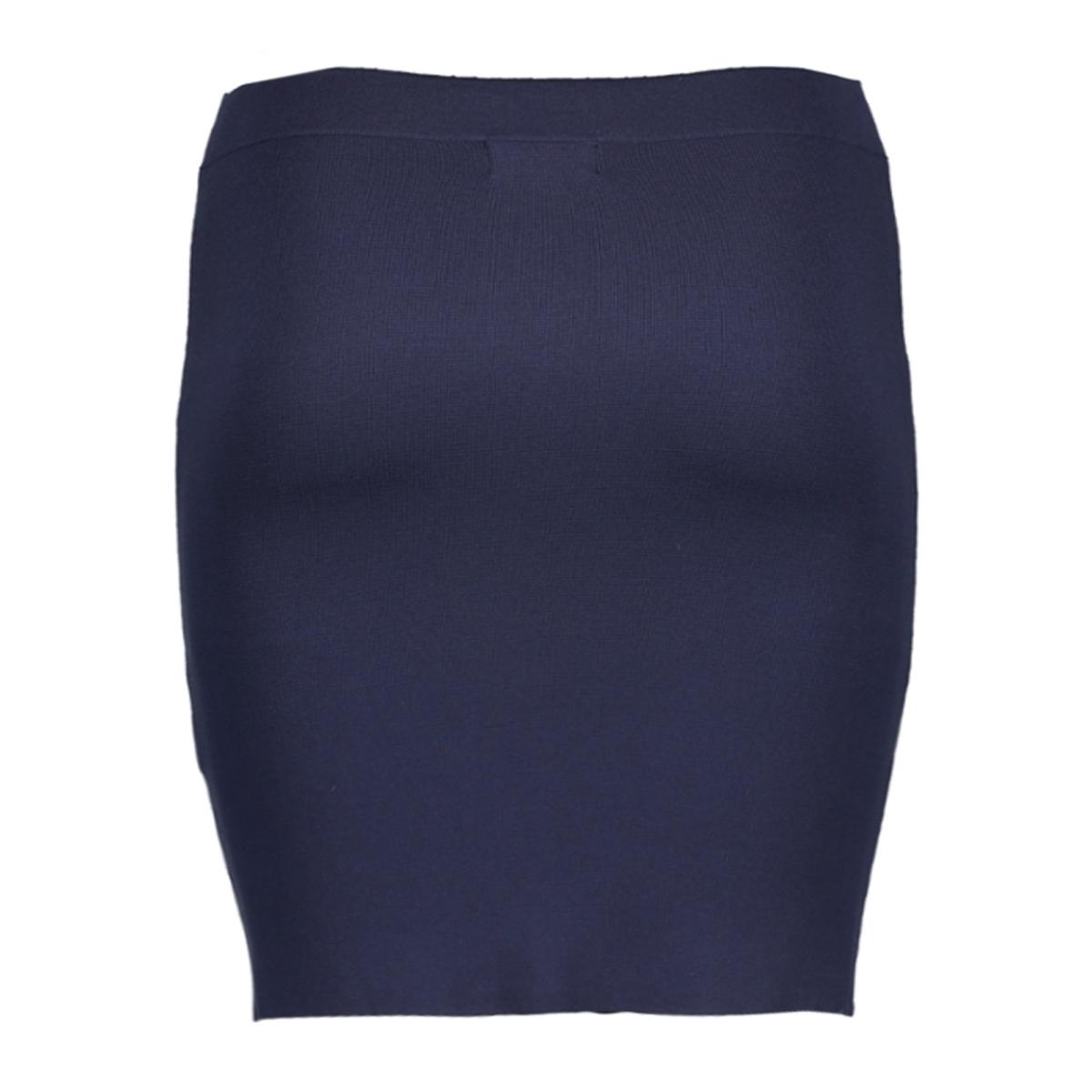 onlbecky lisa l/s skirt knt only rok sky captain
