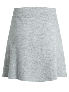 pcjolie skaterskirt 17084247 pieces rok light grey melange