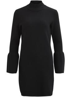 OBJCARIN L/S KNIT DRESS 92 23024871 Black