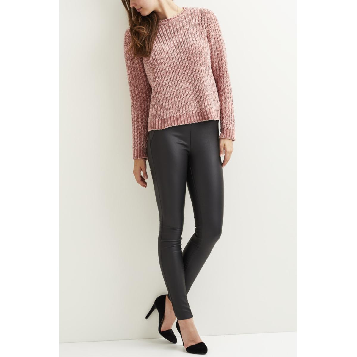 objoliviati knit pullover .i 92 23025086 object trui whitered rose