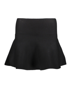 Noisy may Rok NMCIRUS HW SHORT KNIT SKIRT NOOS 27000360 Black