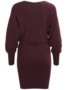 vinoma l/s knit dress 14042262 vila jurk fig