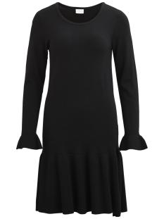 Vila Jurk VIVICKA L/S KNIT DRESS/GV 14043004 Black