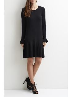 vivicka l/s knit dress/gv 14043004 vila jurk black