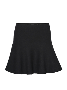 Vero Moda Rok VMFRESNO SHORT KNIT SKIRT NOOS 10185357 Black